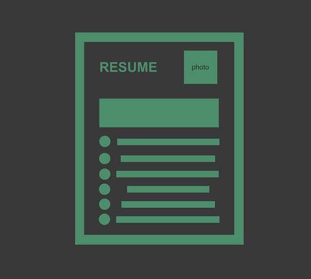 Bâtir un CV efficace en suivant ces conseils simples