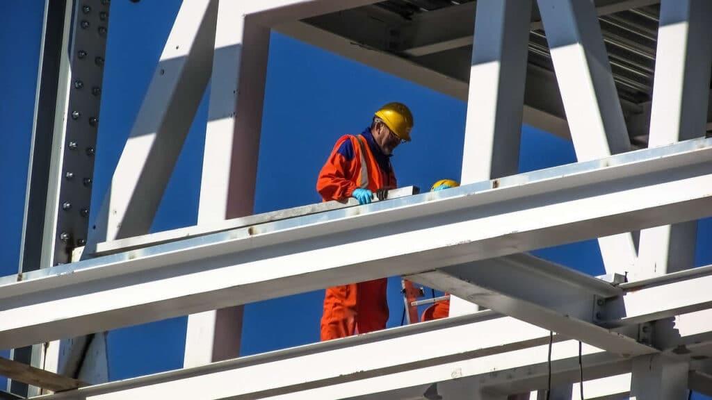 Les corps de métier du bâtiment se composent de plusieurs types de jobs