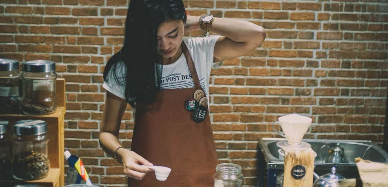 Comment trouver un job d'été comme serveur ?